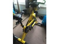 Trixter spin bike £170 Ono