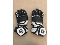 Motorbike Gloves Large.