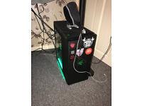 Gaming PC (Zotac GTX 980Ti, 32GB RAM, 3TB HDD + SSD, i7 4790k) + Monitor PG279Q 165Hz + Keyboard