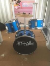 Drum kit child size