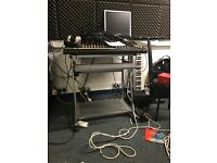 Computer Recording Desk