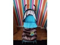 ISafe stroller