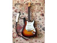 Fender American Vintage 65 stratocaster Sunburst USA