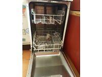 Bosch slimline dishwasher. Good working order