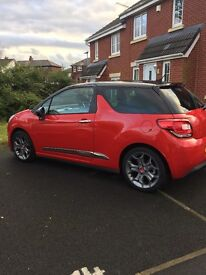 Citroen DS3 (2012) 1.6 VTi Dstyle plus 3 dr