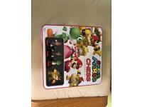 Mario chess set