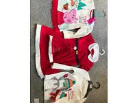 Girls Toddler Christmas Clothes