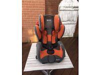 Recaro young sport car seat