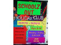 Kids Holiday Club