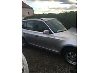 BMW X3 for sale diesel 2.0 litre