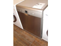 BOSCH Stainless Steel Full Size Dishwasher Delivery Available Bedford Area