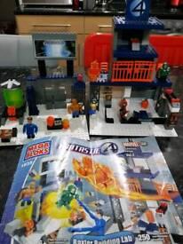 Mega Bloks Fantastic Four