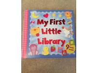 'My First Little Library' Book Set x9 Books RRP £14.99