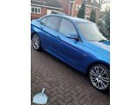 Bmw 335d xdrive m sport saloon 4 door