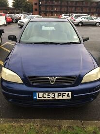 Cheap reliable Vauxhall Astra *MOT til OCT2017 *Low mileage