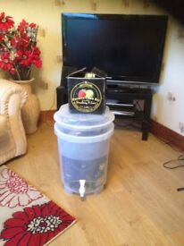Complete home brew starter kit only £40