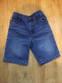 Next bundle shorts age 8 tops age 9