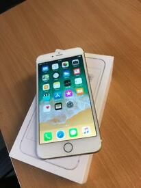 IPhone 6 Plus / on o2 or Giff gaff 128 gig