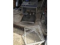 Small commercial glasswasher