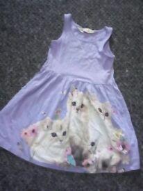 X2 Little girls summer dresses age 3/4 years