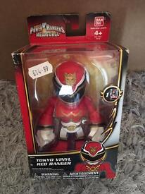 Power ranger Mega Force Red Ranger