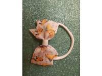 Baby girls Disney Princess hair clips bobbles headbands dummy clips