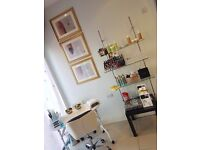 Nail Station for self employed Nail Technician to rent
