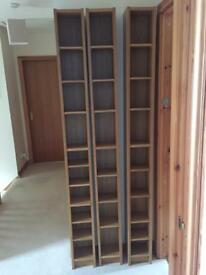 Ikea DVD/CD storage units