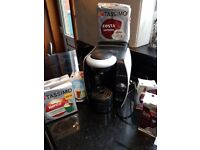 Tassimo coffee maker and pods