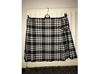 University academy kidsgrove School skirt