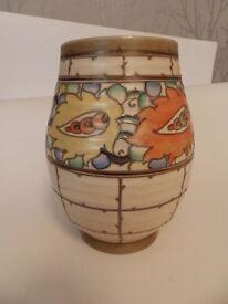 Charlotte Rhead, Crown Ducal Vintage Vase