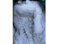 1/2 tonne white fine sand