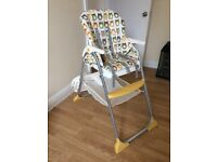 Joie Mimzy Snacker Baby High Chair