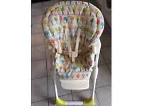 Joie Mimzy Parklife Highchair