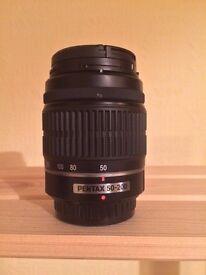SMC Pentax DAL 50-200mm ED Lense