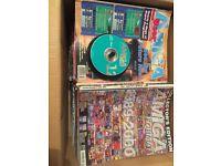 Amiga Format & Amiga User Original Magazines