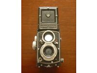 Rolleicord TLR Camera