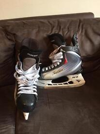 Bauer Vapor x:40 ice hockey skates 8EE