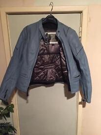Frank Thomas never worn biker jacket