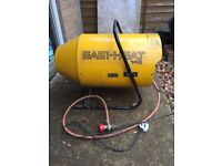 For Sale: Easi Heat 145 Space Heater with gas bottle