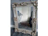 Designer Ornate mirror
