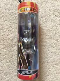 Doctor Who Cyberman electric toothbrush