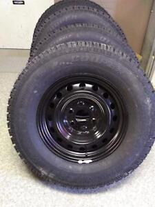 WINTER SPECIAL GM Truck Wheel and Tire Package