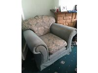 NOW ONLY £12 each, £20 FOR BOTH! Armchair x 2