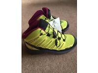 Salomon walking boots BNWT