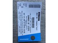 Steps concert ticket