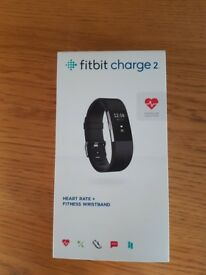 Fitbit Charge 2 black (small)