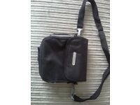 Pullman Bag/Holder for CD Player and CDs