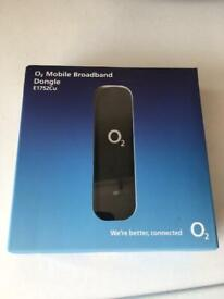 O2 Mobile Broadband Dongle