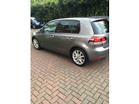 2010/59 Volkswagen Golf 2.0 GT TDi 5dr Manual Diesel 140